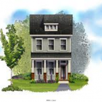 Three Story Homes Available in Bluff Lake!