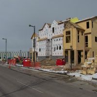 New Row Homes South of I-70 in Stapleton!