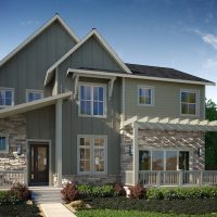What is Thrive Home Builders Building in Stapleton Now?