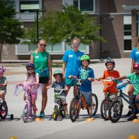 Bike Camp Is Not Just For Shedding Training Wheels