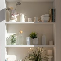 The Art of Creating Styled Shelves