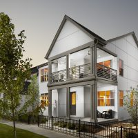 First Look at Wonderland Homes in North End