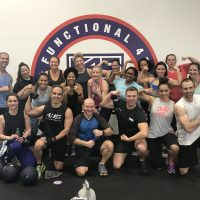 Two FREE Weeks at F45, Stapleton's newest fitness option!