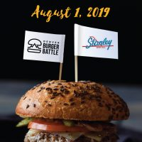 We're Bringing Thousands of Burgers to Stanley on August 1