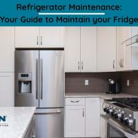 Refrigerator Maintenance: Your Guide to Maintaining Your Fridge