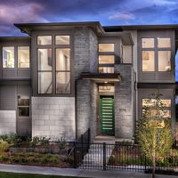 What is Infinity Home Collection Building in the Final Phase of North End in Central Park?