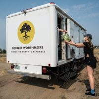 """""""Project Worthmore"""" Helps Refugees from All Over the World"""